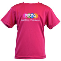 BSPA Kids Performance T-shirt