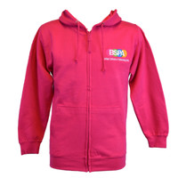 BSPA Adults Zipped Hoodie