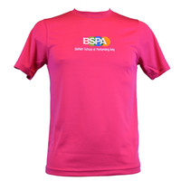 BSPA Adults Performance T-shirt