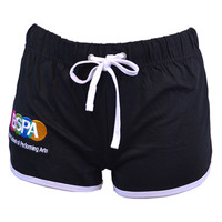 BSPA Adult's Retro Shorts