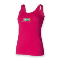 BSPA Girlie Stretch Tank